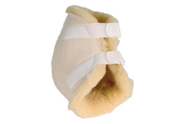 Antidekubitus-Fersenfinken Echt-Lammfell