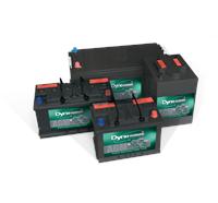 Batterie AGM 12V 48,6Ah/C20 (DAB12-44EV-HD) 195x165x175cm/M6, 15.5kg