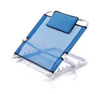 Bett-Rückenstütze mit Nylontuch