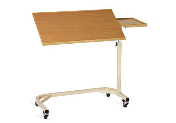 Bett-Tisch Buche 75x41cm+32x21cm