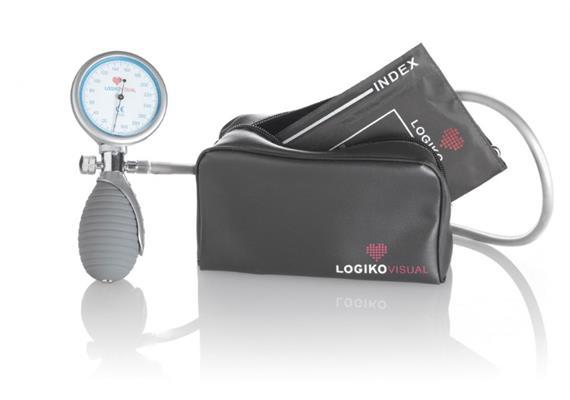 Blutdruckgerät (man.) mit Tasche