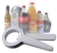 Flaschen-Deckelöffner