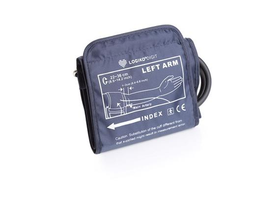 Manschette XL zu Blutdruckgerät (autom.) zu DM490/492S