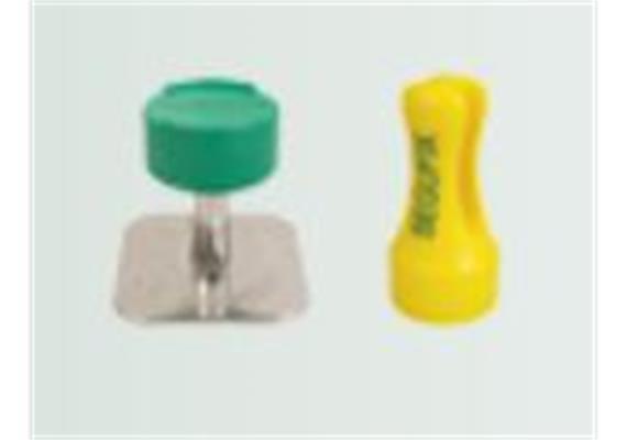 Segufix Magnetschlüssel gelb