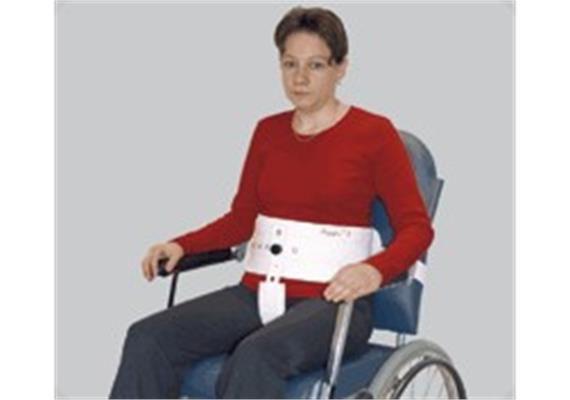 Segufix Sitzgurt mit Schrittgurt Gr. S 52-82cm