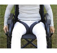 Sitzhose universal mit 3 Schnallen