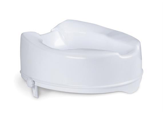 Toilettenaufsatz ohne Deckel 14cm