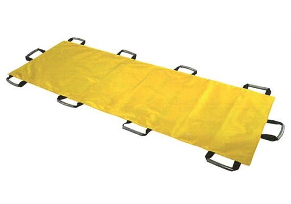 Transporttuch Nylon mit 10 Grifflaschen
