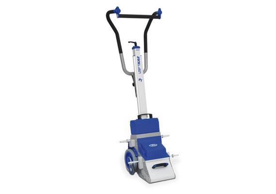Treppensteiger Liftkar PT-Adapt 130 für direkte Rollstuhlmontage