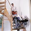 Treppensteiger Liftkar PT-Universal 130 für Transport mit Rollstuhl | Bild 2