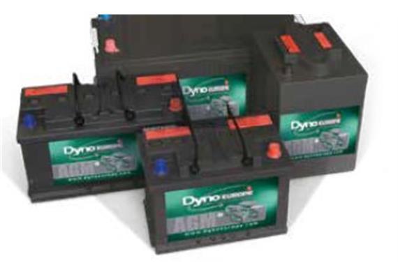 Batterie AGM 12V 18Ah/C20 (DAB12-18EV)