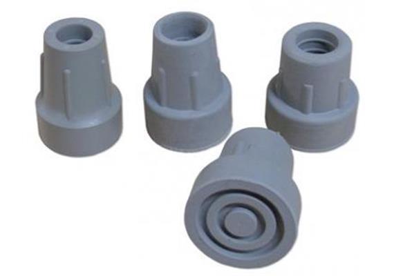 Béquilles gris 19mm