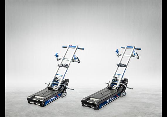 Chenillette monte-escalier électrique PTR-L 160 longue