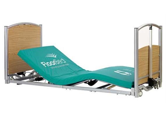Lit de soins ultra bas Floorbed 1, 7.1-65 cm