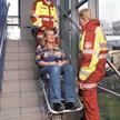 Monte-escalier Liftkar pour les personnes avec chaise de transport pliable PT-Fold 130 | Bild 3