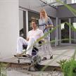 Monte-escalier Liftkar pour les personnes PT-Outdoor 120 | Bild 2