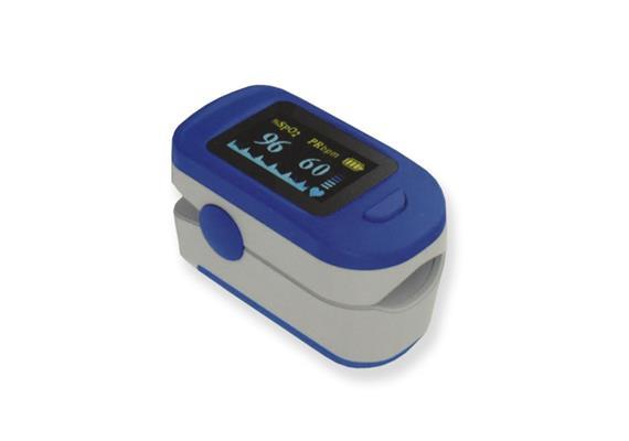 Oxymètre de pouls LCD