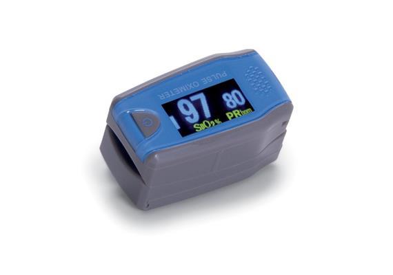 Oxymètre de pouls pour enfants 2-8 ans