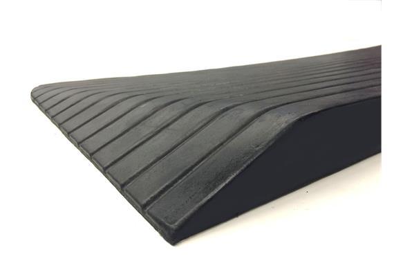 Rampe en caoutchouc light 103x900x610mm noir
