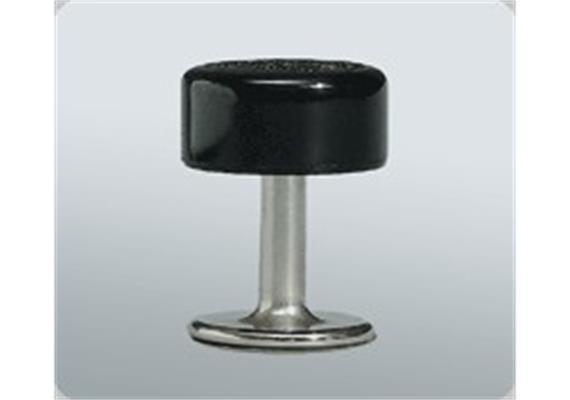 SEGUFIX de fermeture magnétique noir