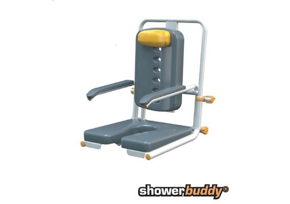ShowerBuddy dossier pediatrique taille 2