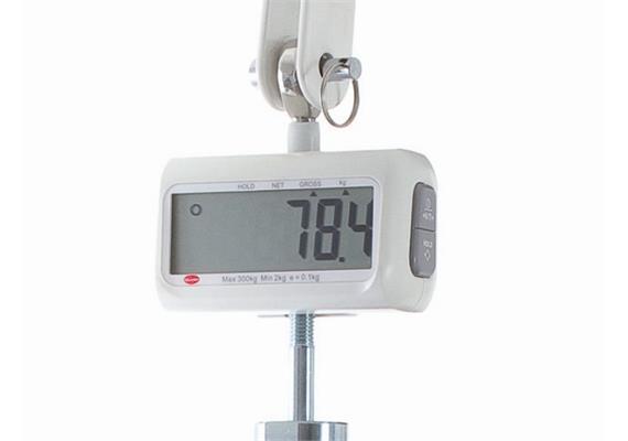 Système de pesèe pour lève-personne 300kg/01kg