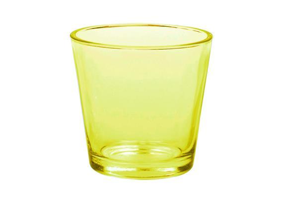 Verre Easygrip 250ml jaune
